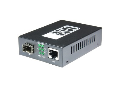 Медиаконвертер с SFP 1000 Мбит/с