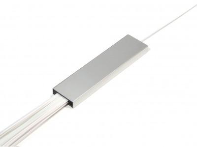 Оптический делитель планарный 1x24, гильза, без коннекторов