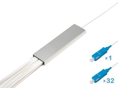 Оптический делитель планарный 1x32, гильза, SC/UPC