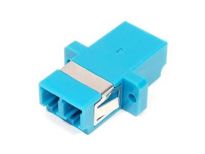 Оптический адаптер LC/LC, для полировки UPC, дуплексный
