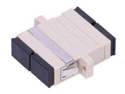 Оптический адаптер SC/SC, для полировки PC, дуплексный
