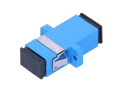 Оптический адаптер SC/SC, для полировки UPC, симплексный