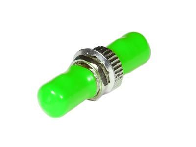 Оптический адаптер ST/ST, для полировки APC, симплексный