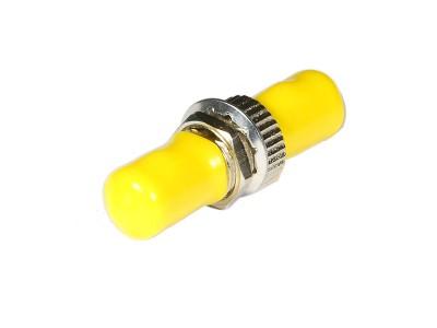 Оптический адаптер ST/ST, для полировки UPC, симплексный