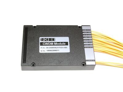 CWDM мультиплексор SK-CWDM-MUX-1F-8CH