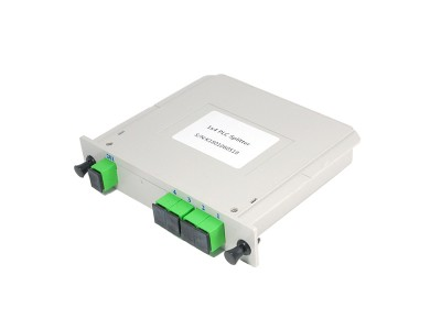 Сплиттерный модуль 1x4, 4x25%, SC/APC